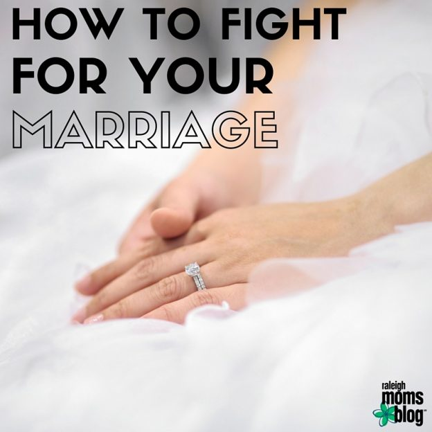 fighting for marriage
